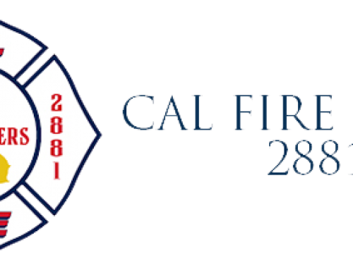 Eric Linder Earns the Endorsement of Cal Fire Local 2881