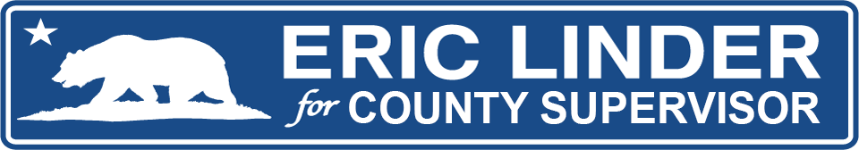 Eric Linder For Riverside County Supervisor Retina Logo
