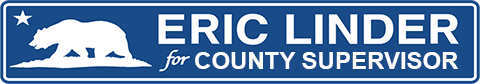 Eric Linder For Riverside County Supervisor Logo